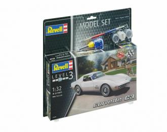 Сборная модель Corvette C3