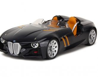 BMW 328 Tribute, black carbon