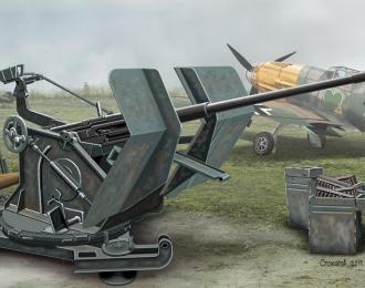 Сборная модель Пушка Flak-30 2cm Flugabwehrkanone