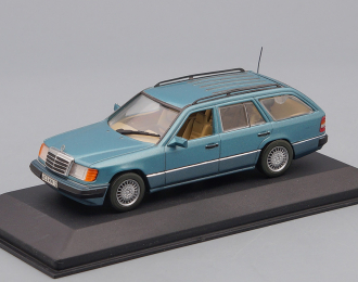 MERCEDES-BENZ 300 TE (1991), blue metallic
