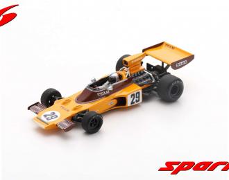 Lotus 72E #29 South African GP 1974 Ian Scheckter