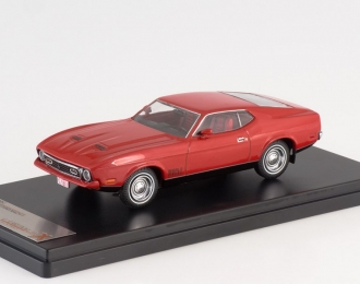(Уценка!) FORD Mustang Mach 1 (1971), red