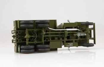 Studebaker US6 U5 цистерна (со звездой), хаки