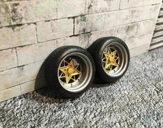 Комплект колес SSR Starshark