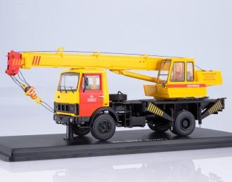 КС-3577 (5337) автокран Мосметро, оранжевый