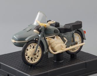 Мотоцикл ИЖ Планета-2, серый
