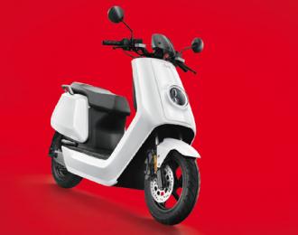 Сборная модель Niu E-Scooter N1S