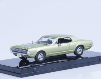 MERCURY Cougar (1967), lime frost