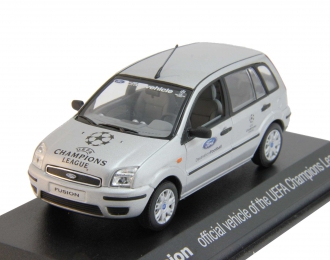 FORD Fusion (2002) Official Vehicle of the UEFA Champions League, silver