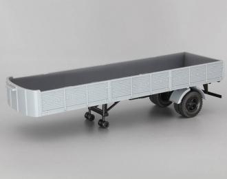 МАЗ-9380 полуприцеп (1986), серый