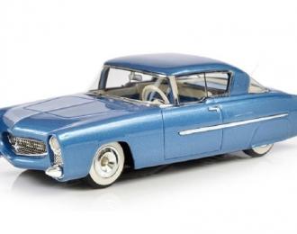 Mercury Leo Lyons Coupe 1950 (blue)