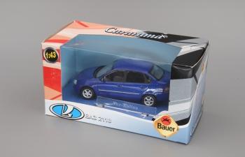 Волжский автомобиль 2118 Калина Седан, синий