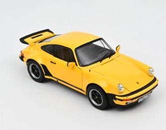 PORSCHE 911 Turbo 3.0 (930) 1976 Yellow