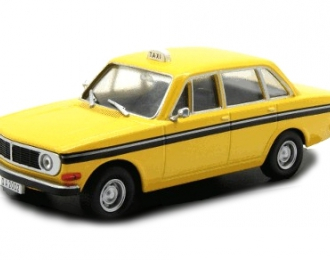 VOLVO 144 Stockholm (1970), Taksowki Swiata 21, желтый