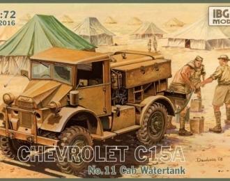 Сборная модель Chevrolet C15A No.11 Cab Watertank