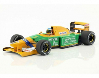 Benetton B192 #19 Michael Schumacher 3Rd Italien GP