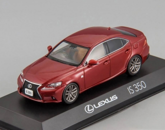 LEXUS IS350 F Sport, red mica