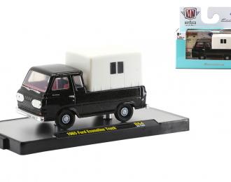 FORD Econoline Truck (1965), black/ white