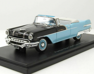 PONTIAC Star Chief Convertible 1956 Black/Blue