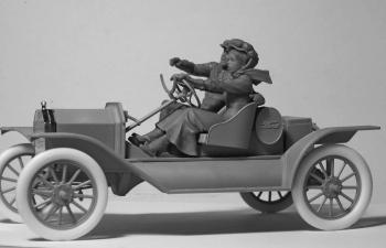 Сборная модель Фигуры, Американские автоспортсмены (1910-е г.)