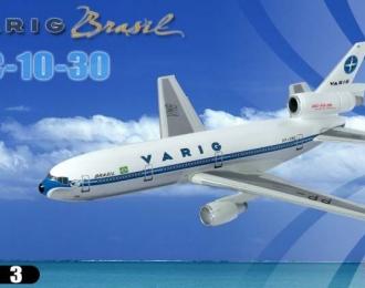 McDONNELL DOUGLAS DC-10-30 Varig