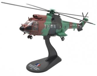Eurocopter AS532 Cougar, Helikoptery Świata 50