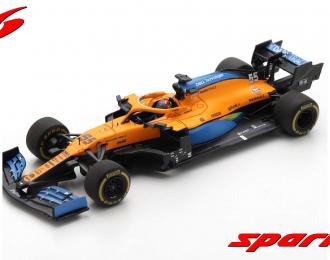 McLaren MCL35 #55 2nd Italian GP 2020 Carlos Sainz Jr.