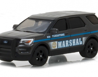 "FORD Explorer Interceptor Utility ""Tombstone Arizona Marshal"" 2016"