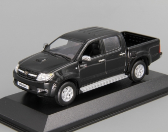 TOYOTA Hilux Pick Up (2006), black