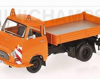 Hanomag Kurier Kipper 1958 (orange)