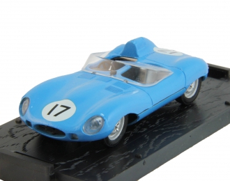 JAGUAR D-Type (1954-1960), blue