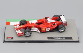 FERRARI F2004 Рубенса Баррикелло (2004), Formula 1 Auto Collection 25