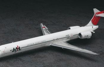 Сборная модель Самолет JAL MD-90