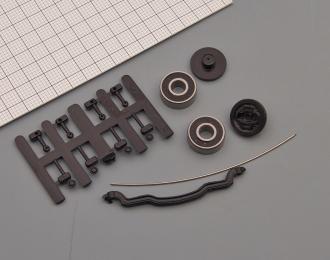 Поворотный механизм МАЗ-200 / КрАЗ-256