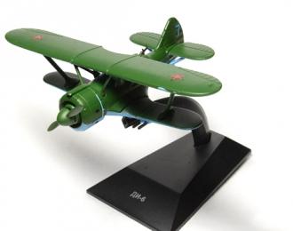 ДИ-6, Легендарные Самолеты 113