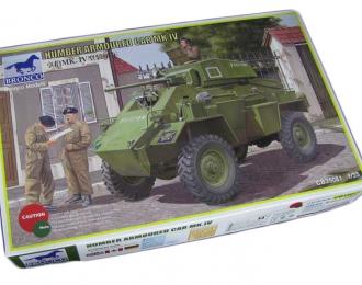 Сборная модель British Humber Armored Car Mk.IV ()