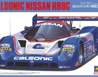 Сборная модель CALSONIC NISSAN R89C