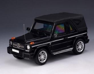 MERCEDES-BENZ G63 AMG 4x4 Cabriolet  (W463) (закрытый) 2012 Black