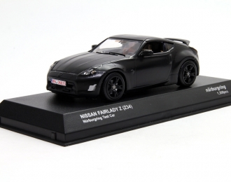 NISSAN Fairlady Z (Z34) Nurburgring Test Car, black