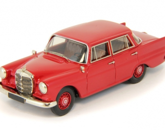 MERCEDES-BENZ 190C 4-door Saloon (1961), red