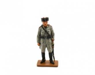 Кубанский казак на службе Вермахта СССР 1943