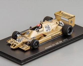 Arrows A1 #36 US GP Rolf Stommelen (1978), gold