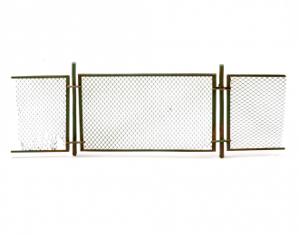 Фототравление Сетка-рабица, размер M