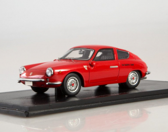 Fiat Abarth 1000 GT Monomille 1963 (red)