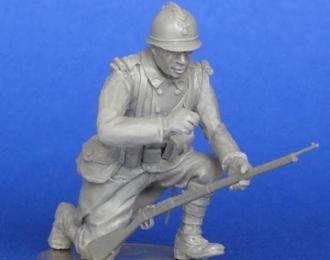 Французский солдат. Первая Мировая Война (7)