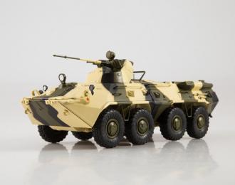 БТР-80А, Наши танки 48