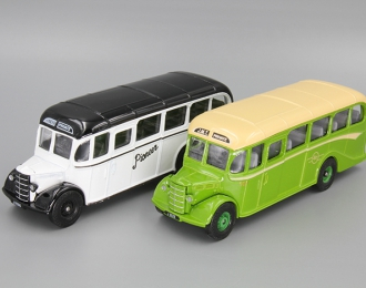 BEDFORD OB Coaches Jersey Island Transport Set
