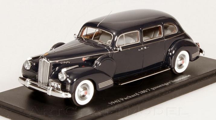 Packard 180 7 Passenger Limousine 1942 (blue)