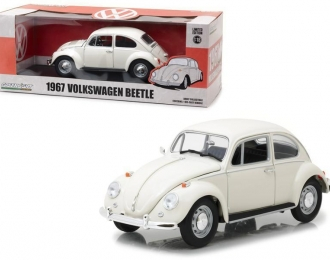 VOLKSWAGEN Beetle Right-Hand Drive 1967 Lotus White