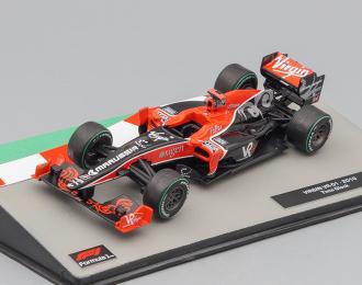 VIRGIN VR-01 Тимо Глока, Formula 1 Auto Collection 49